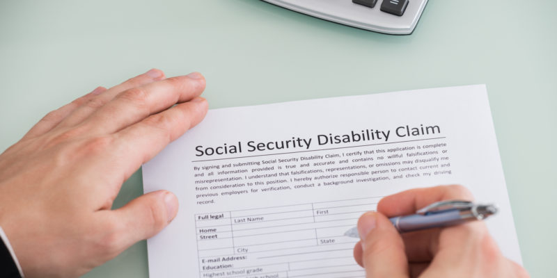 Texas Social Security Disability Attorney